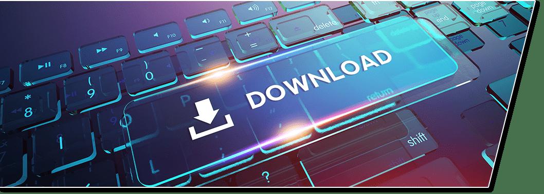 download banner