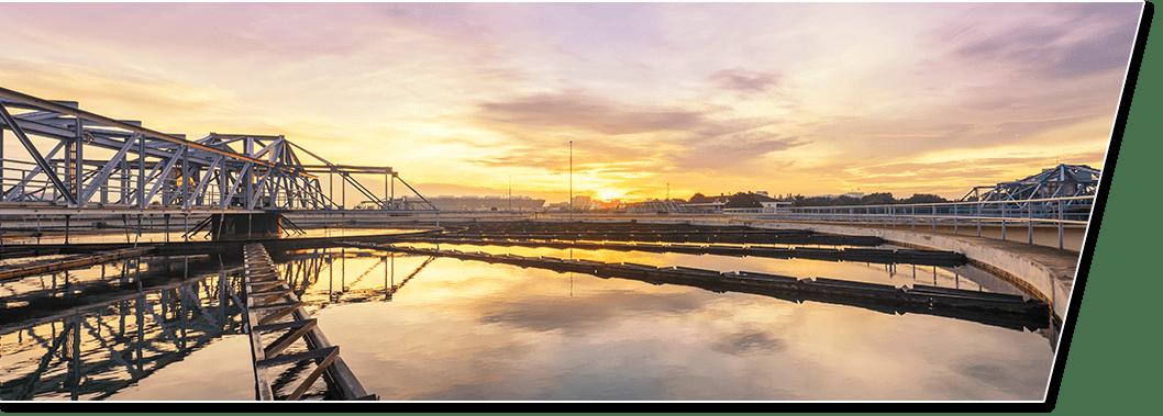 wastewater and sewage treatment