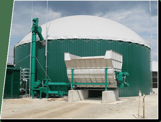 Anaerobic Digestion Biogas