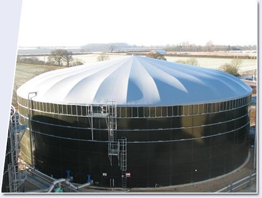 biogen digestate tank case study