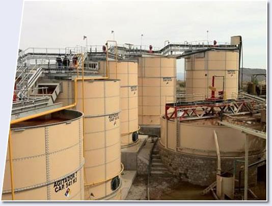 mining tank silver mexico case study