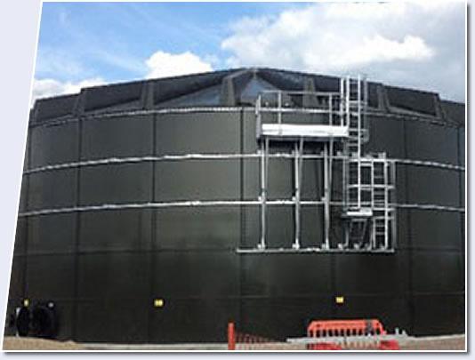 epoxy fusion v1100 tank woolston uk case study